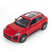 Радиоуправляемая машина Rastar Porsche Macan Turbo Red 1:14 - 73300-R