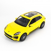Радиоуправляемая машина Rastar Porsche Macan Turbo Yellow 1:14 - 73300-Y