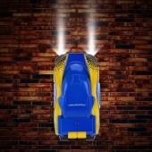 Радиоуправляемая антигравитационная машинка Wall Climber - FY828