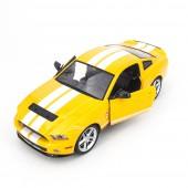 Радиоуправляемая машина MZ Ford Mustang GT500 Yellow 1:14 - 2270J-Y