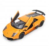 Радиоуправляемая машина MZ Lamborghini Murcielago LP670-4 SV Orange 1:14, открываются двери и капот - MZ-2215J