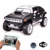 Радиоуправляемый джип KaiDeng Hummer Black GT-330C Wi-Fi Spy Camera - GT330C