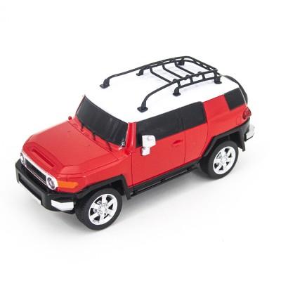 Радиоуправляемая машина Toyota FJ Cruiser Red 1:24 - 27055