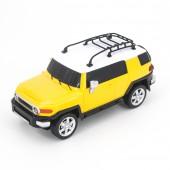 Радиоуправляемая машина Toyota FJ Cruiser Yellow 1:24 - 27055-Y