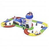 Детский игровой набор автотрек-конструктор