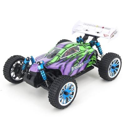 Радиоуправляемая багги HSP Troian TOP 4WD 1:16 2.4G - 94185TOP-18506