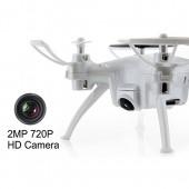 Радиоуправляемый квадрокоптер с камерой Syma X52C Sky Eye 6 axis Gyro 2.4G - SYMA-X52C