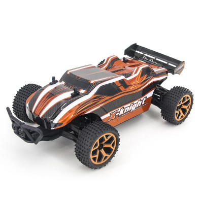 Радиоуправляемая трагги ZC X-Kinght Orange 4WD 1:18 2.4G - 333-GS05B