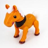 Радиоуправляемая оранжевая лошадка