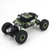 Радиоуправляемый зеленый Краулер 4WD 1:18 - 699-83