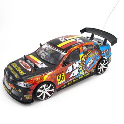 Радиоуправляемая спортивная машина для дрифта 1:10 - 757-4WD01-56