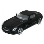Радиоуправляемая машина MZ Mercedes-Benz SLS Black 1:14 - MZ-2024-B