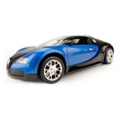 Радиоуправляемая машина MZ Bugatti Veyron Blue 1:10 - 2050-B