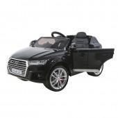 Детский электромобиль Audi Q7 LUXURY 2.4G - Black - HL159-LUX-B