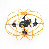 Радиоуправляемый квадрокоптер в сетке HappyCow Eddy Wind Sky 2.4G - 777-329