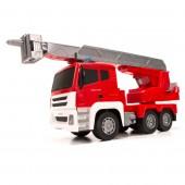 Радиоуправляемая пожарная машина 1:18 (джойстик) - MZ-2081