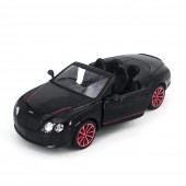 Радиоуправляемая машина MZ Bentley Continental GT Supersport ISR 2011 Black 1:14, открываюся двери и капот - MZ-2249J-BL