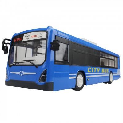 Радиоуправляемый автобус Double Eagles Blue 1:20 2.4G - E635-003