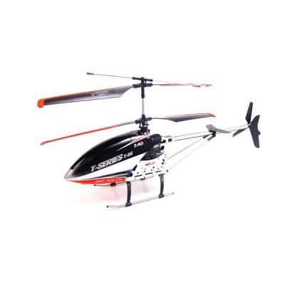 Радиоуправляемый вертолет MJX R/C T655 RED 2.4G - T655-R