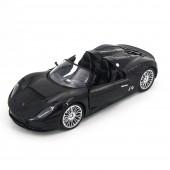 Радиоуправляемая машина Porsche 918 Spider Black 1:14 - 2246J