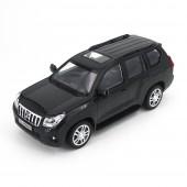 Радиоуправляемый джип Toyota Land Cruiser Prado Black 1:16 - 1052