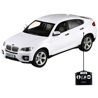 Радиоуправляемый автомобиль MZ BMW X6 White 1:14 - 2016-W