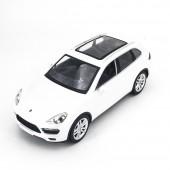 Радиоуправляемая машина MZ Porsche Cayenne White 1:14 - 2045-W