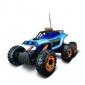 Радиоуправляемый краулер Maisto Rock Crawler 6x6 Blue 1:10 RTR 2.4G - 81158