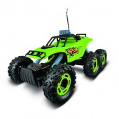 Радиоуправляемый краулер Maisto Rock Crawler 6x6 Green 1:10 RTR 2.4G - 81158