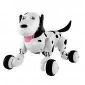 Радиоуправляемая умная собачка HappyCow Smart Dog Black - 777-338-RU