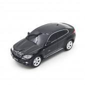 Радиоуправляемая машина Rastar BMW X6 Black 1:24 - RAS-31700