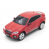 Радиоуправляемая машина Rastar BMW X6 Red 1:24 - RAS-31700-R