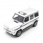 Радиоуправляемая машина Rastar Mercedes Silver G55 AMG 1:14 - 30400-S