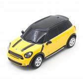 Радиоуправляемая машина Rastar Mini Countryman Yellow 1:24 - RAS-71700-Y