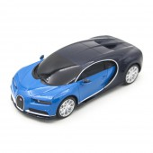 Радиоуправляемая машина Rastar Veyron Chiron Blue 1:24 - RAS-76100