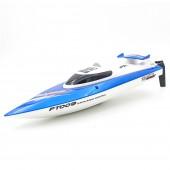 Радиоуправляемый катер Fei Lun High Speed Blue Boat 2.4GHz - FT009-B