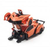 Радиоуправляемый трансформер MZ Lamborghini Veneno Orange 1:24 - 2828X