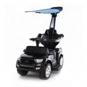 Детский электромобиль - каталка Dake Ford Ranger Black - DK-P01