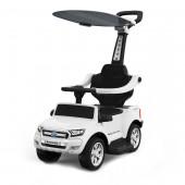 Детский электромобиль - каталка Dake Ford Ranger White - DK-P01-W