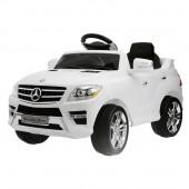 Детский электромобиль Mercedes ML350 White 2WD 2.4G - QX-7996-W