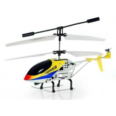 Радиоуправляемый вертолет MJX Thunderbird T38 Yellow - T38