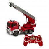 Радиоуправляемая пожарная машина Double E 1:20 2.4G - E517-003