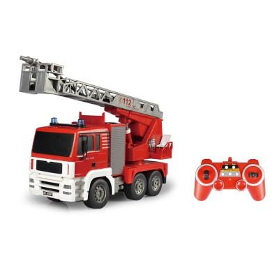 Радиоуправляемая пожарная машина Double E 1:20 2.4G - E567-003