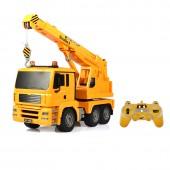 Радиоуправляемый грузовик-кран Double E 1:20 2.4G - E516-003