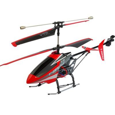 Радиоуправляемый вертолет MJX R/C i-Heli Shuttle Red T11/T611 - T11-R