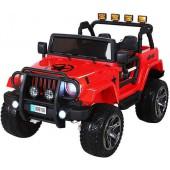 Радиоуправляемый красный джип Wrangler 4WD 2.4G - WXE1688-4