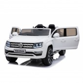 Детский электромобиль Volkswagen Amarok White 4WD 2.4G - DMD-298