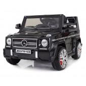 Детский электромобиль Mercedes-Benz G65 Black 12V 2.4G - LS-528