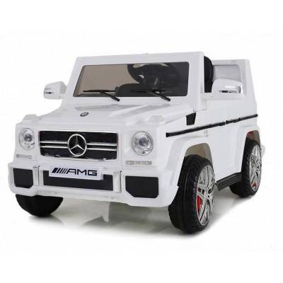 Детский электромобиль Mercedes-Benz G65 White 12V 2.4G - LS-528-W