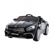 Детский электромобиль Mercedes-Benz SL65 Black 12V 2.4G - XMX602
